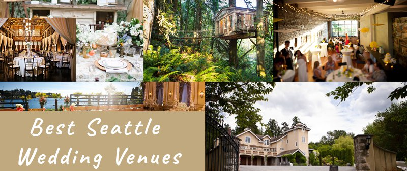 The best wedding venues in seattle washington the best wedding venues in seattle junglespirit Image collections